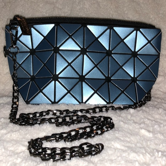 7b7336268380 Issey Miyake Bag Crossbody Chain Prism Bag Purse. Listing Price   125